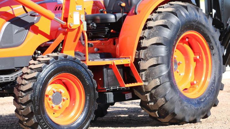 DK6010SEHB-KL5510-KB2485 Tractor