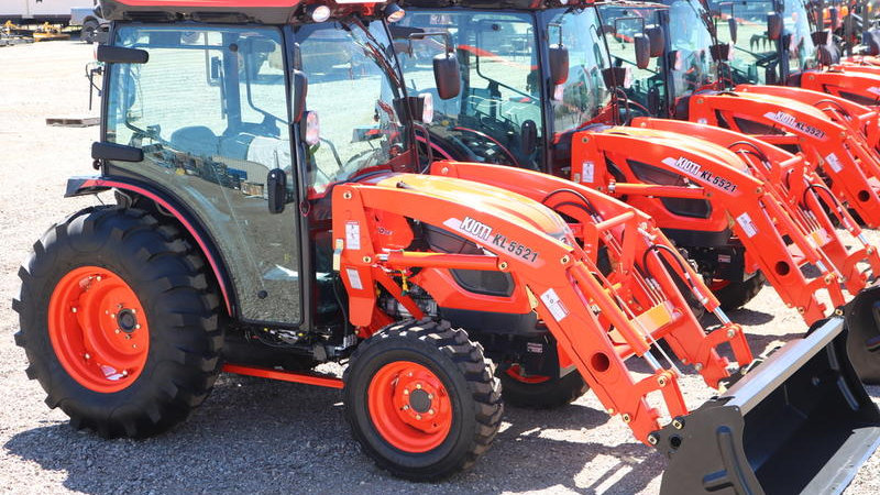 DK6010SEHCB-KL5510 Tractor