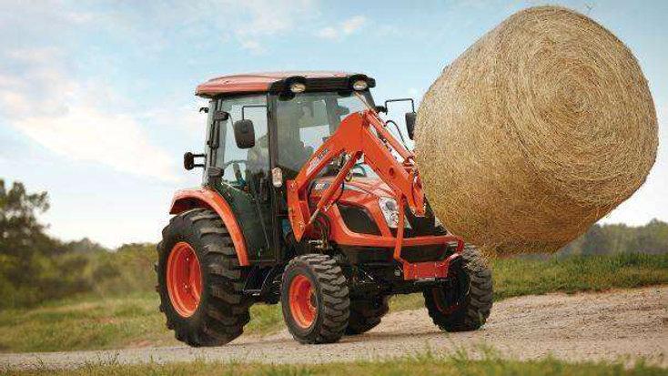 NX5010MCB-KL6010 Tractor