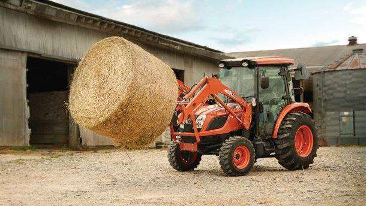 NX5010HCB-KL6010 Tractor