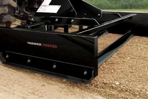 YGS60C GRADING SCRAPER