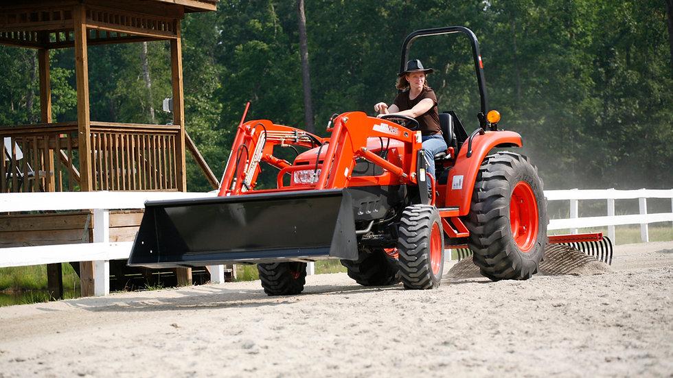 DK4510HS-KL5510 Tractor