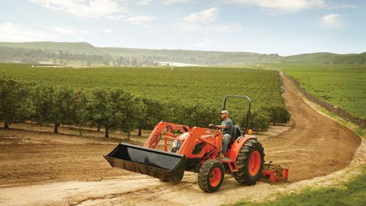 DK4710SEHB-KL5510 Tractor