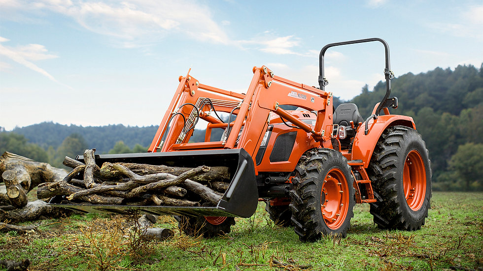 RX7320MB-KL7320 Tractor