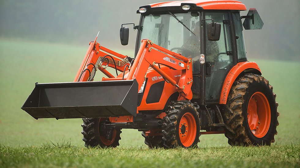 RX6620MCB-KL7320 Tractor
