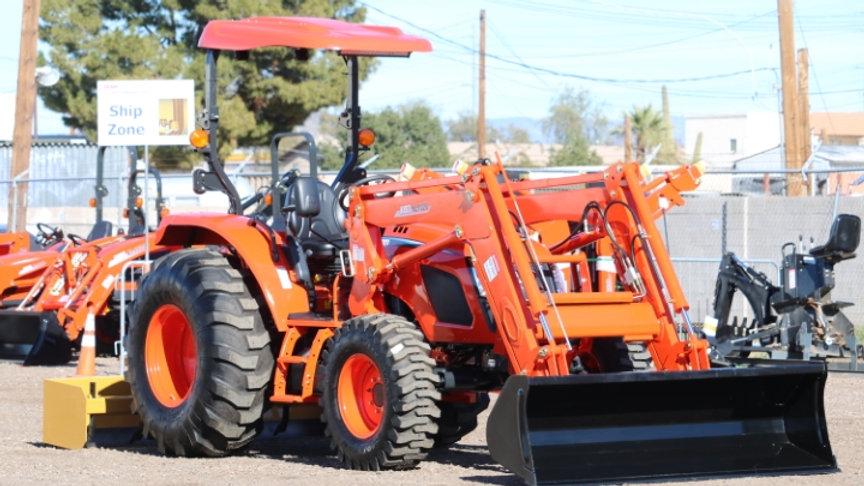 RX6620PB-KL7320 Tractor