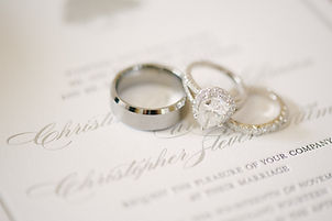 Wedding Invitaions and Wedding Rings