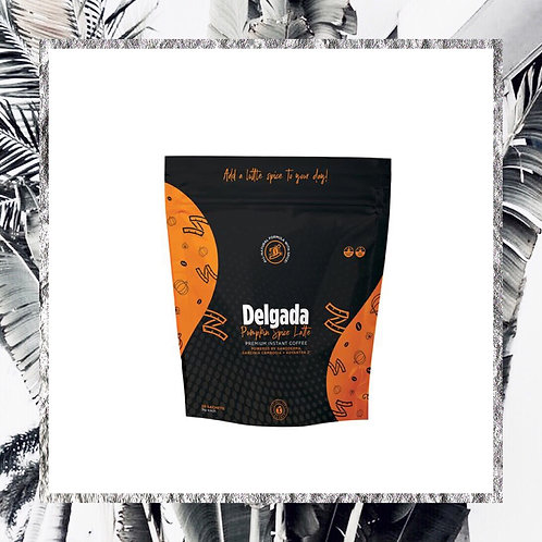Delgada Pumpkin Spice Latte