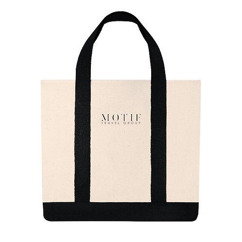Motif Shopping Tote