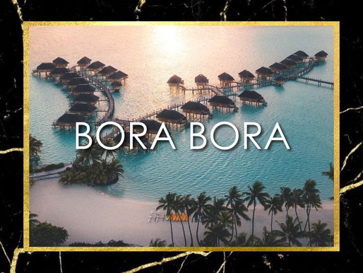 Travel Guide: Bora Bora