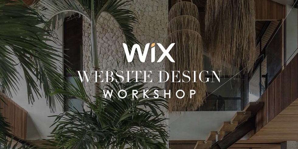Wix Website Design Workshop