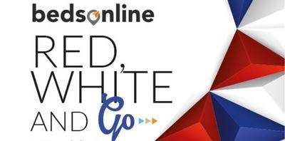 Bedsonline - Red, White and Go