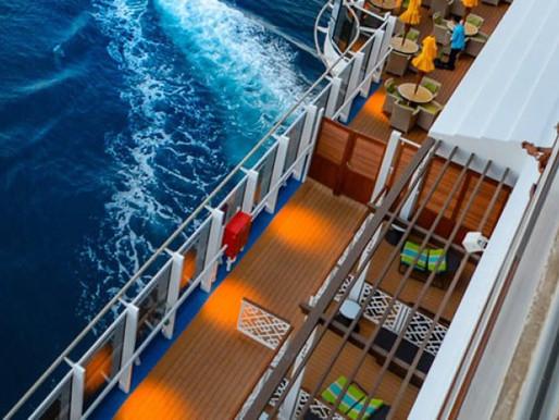 MSC - Free Balcony Upgrades