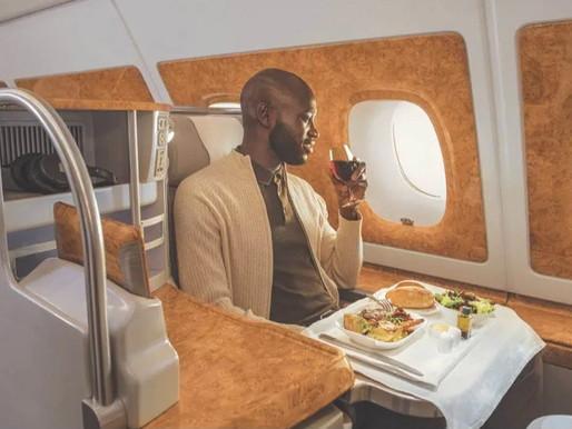 International Business Class Flights From FareBuzz