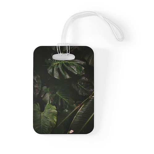Greenery Bag Tag