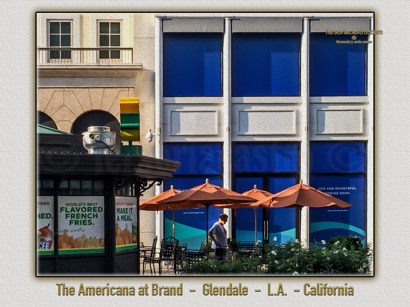 The Americana at Brand  007