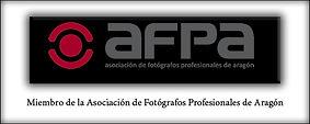 AFPA Asociación fotógrafos profesionales Aragón