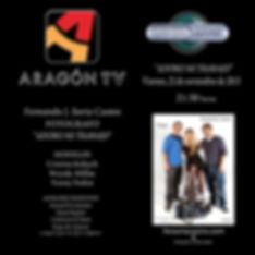 ARAGON TV - UNIDAD MOVIL
