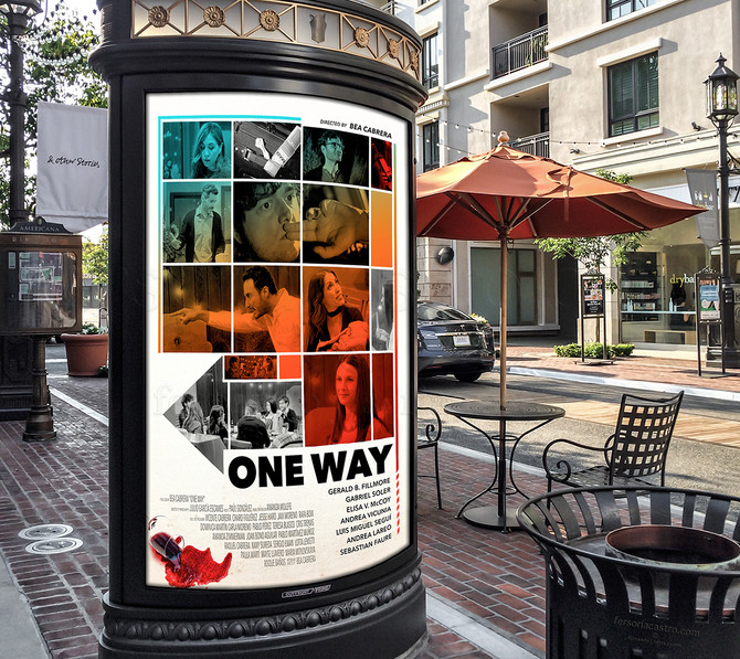 ONE WAY film by Bea Cabrera