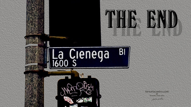 LA CIENEGA Y THE END