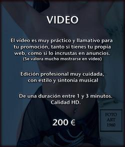 VIDEO PARA ESCORTS