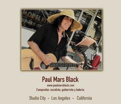 Paul Mars Black 002A