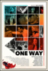 CARTEL ONE WAY film by BEA CABRERA