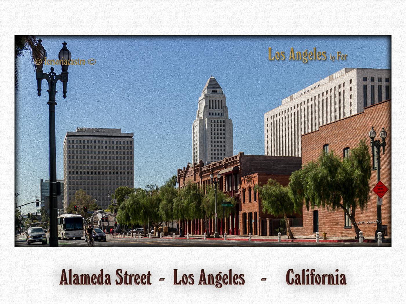 Alameda Street