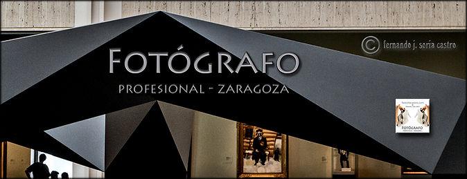 FOTOGRAFO PROFESIONAL ZARAGOZA