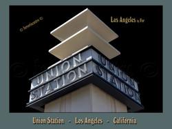 UNION STATION - Los Angeles