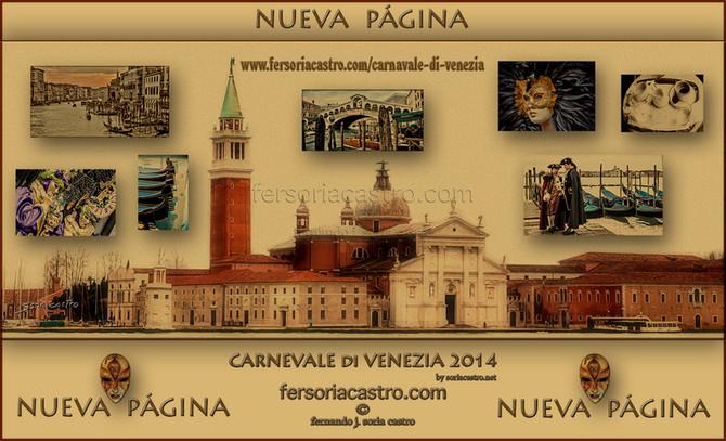 Nueva Página Carnevale di Venezia