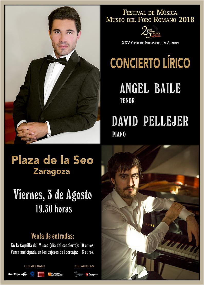ANGEL BAILE y DAVID PELLEJER