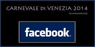 CARNEVALE di VENEZIA 2014 en FACEBOOK