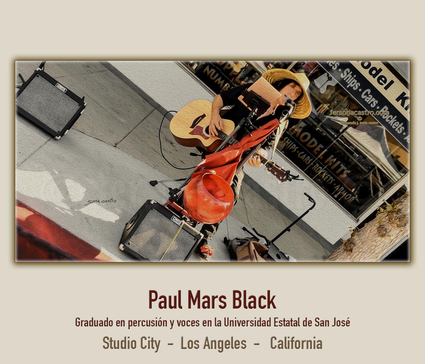 Paul Mars Black 005
