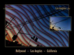 Anochece en Hollywood