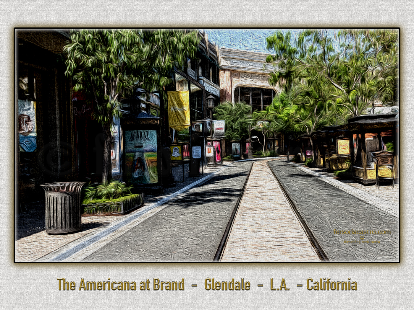 The Americana at Brand  041