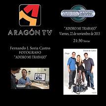 UNIDAD MOVIL ARAGON TV