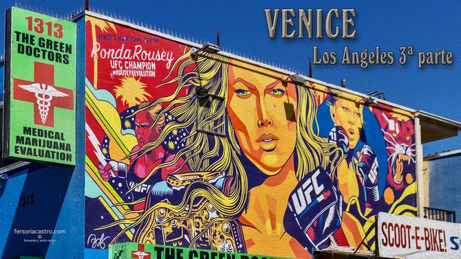 VENICE   Los Angeles Tercera Parte