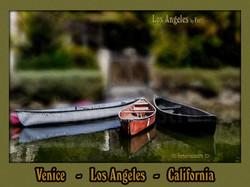 Venice Canals   -   Los Angeles   -