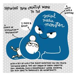 Social media monster (FF mag)