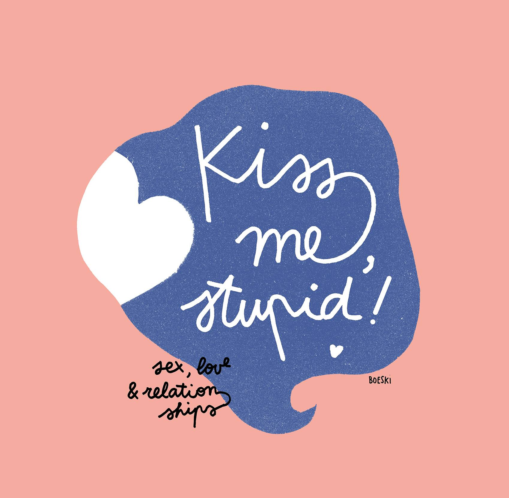 Logo Kiss me, stupid!