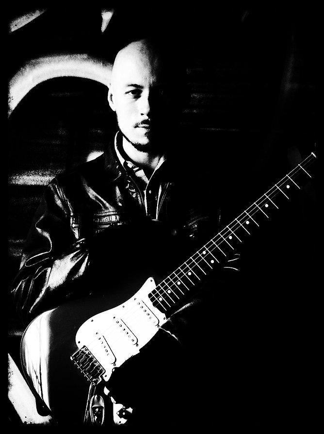 Calvin Coal musicien professionnel Lyon