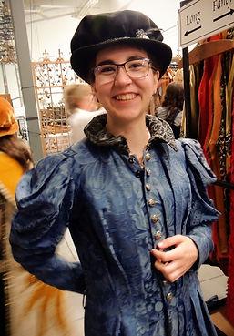 The Wyrd Apprentice: Cecilia Alain
