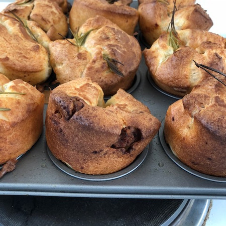 Mini Toad in the Hole
