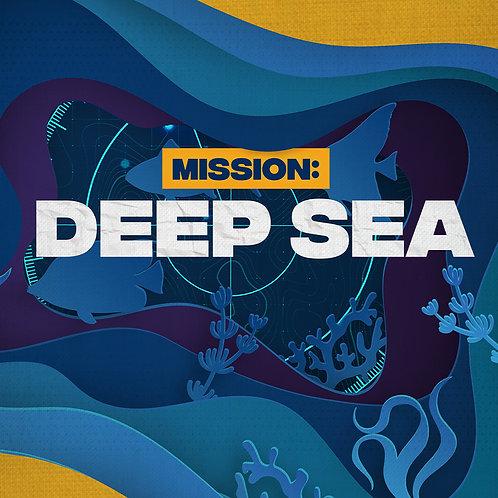 Mission Deep Sea: Online Program