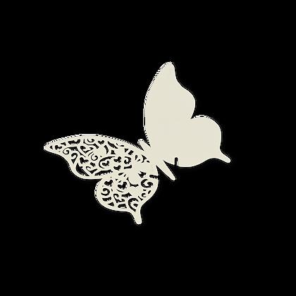 10 Marque verres Papillon