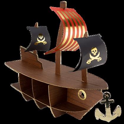 Présentoir Bateau Pirate