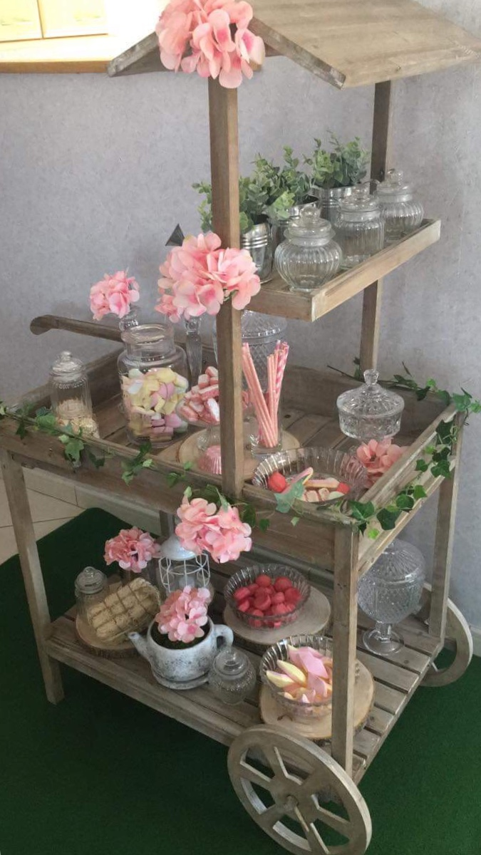 Chariot Candy Bar