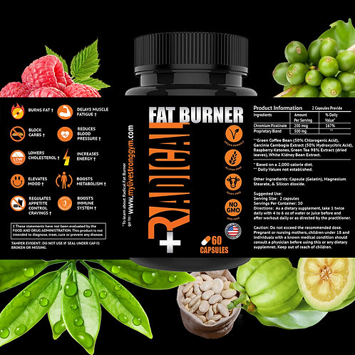 RADICAL FAT BURNER