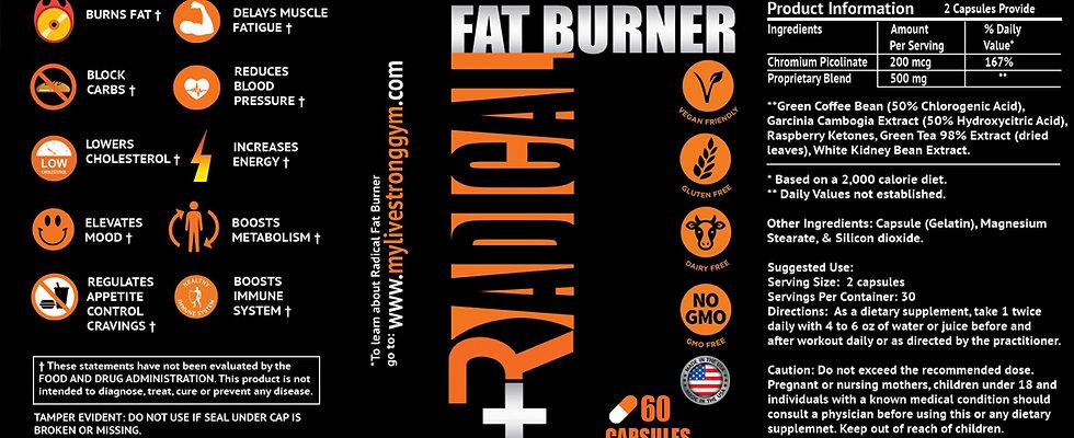 RADICAL FAT BURNER